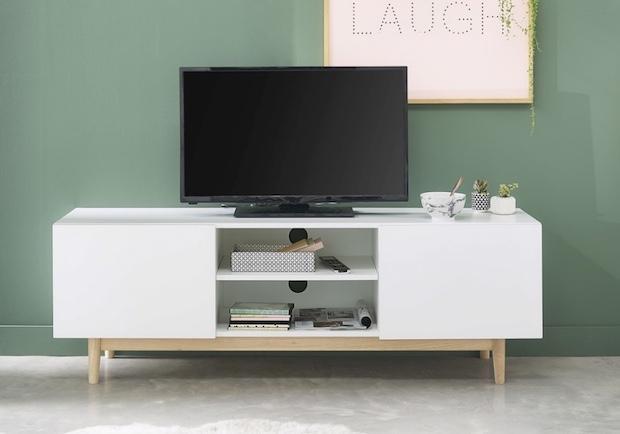 Televisore in casa consigli pratici televisore in casa - Mobile tv vintage ...