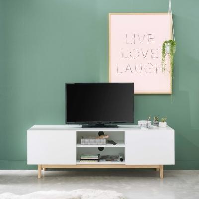 Televisore in casa consigli pratici - Maison du monde mobile tv ...