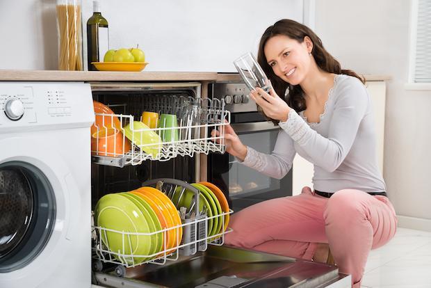 Per un buon funzionamento della lavastoviglie va svolta una manutenzione ordinaria