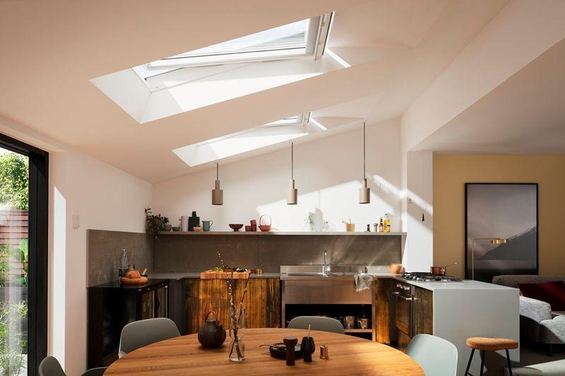 Finestre smart VELUX ACTIVE with NETATMO