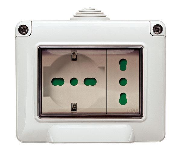 Contenitore elettrico Vimar IP55
