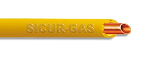 Tubi in rame SicurGas di Friges