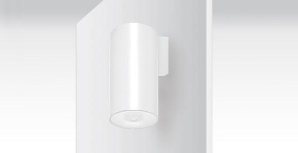 Lampada di emergenza a parete Lens applique di Daisalux