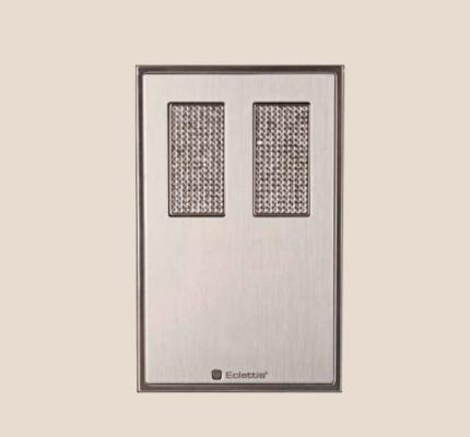 Interruttore a filo muro Smoothline by Eclettis