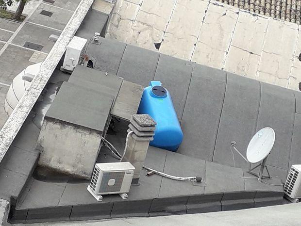 Impianto idrico e autoclave
