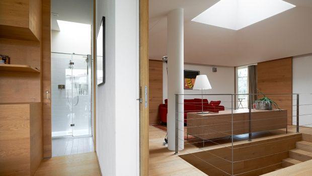 Finestre per tetti piani: più luce e spazio in mansarda
