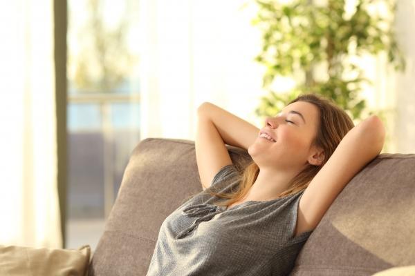 La casa ideale deve essere comoda vivere: uno spazio che ci faccia stare bene