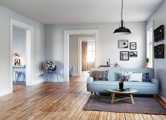 La casa ideale è ben organizzata per rispondere alle esigenze di chi la abita