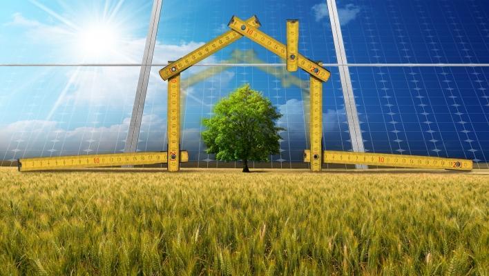 Casa ideale? Ecologica e sostenibile