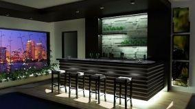Come ricreare un delizioso angolo bar in casa