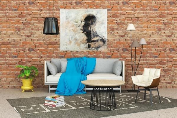 Anche un angolo del divano può trasformarsi in un confortevole angolo lettura
