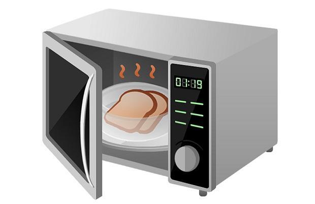 Il forno a microonde è un buon alleato del risparmio energetico