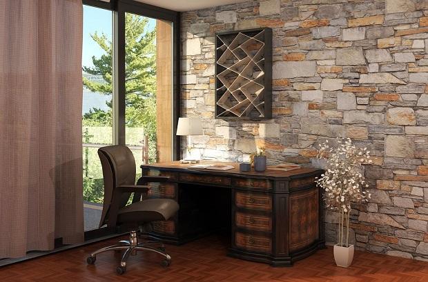 Collocare scrivanie vicino alle finestre per sfruttare la luce naturale