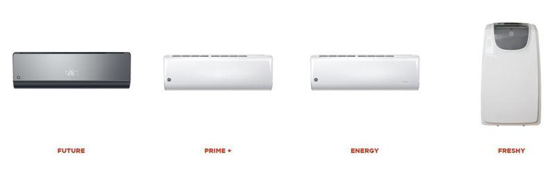 Climatizzatori offerte Ge Appliances su CaldaieMurali.it