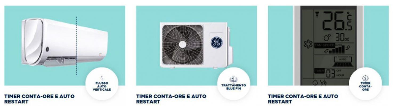Unità esterna condizionatore, by Caldaie Murali