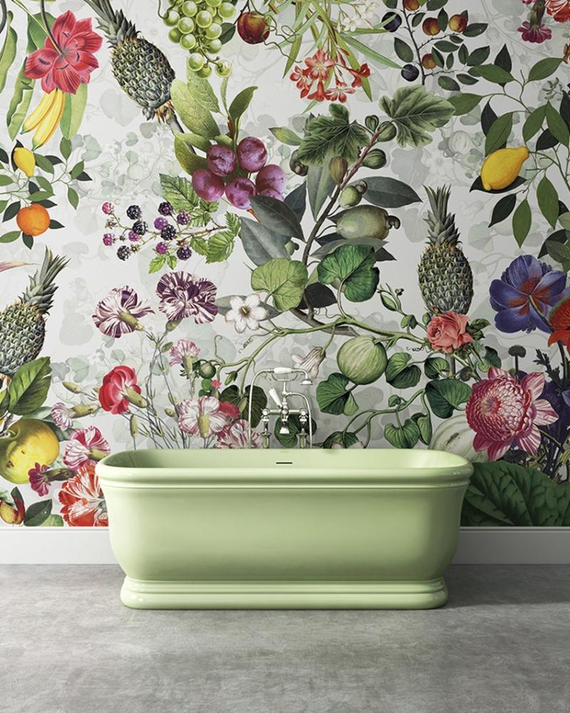 Ispirazione botanica, da Devon&Devon