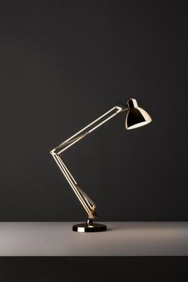 Lampada da tavolo classico-chic, da FontanaArte