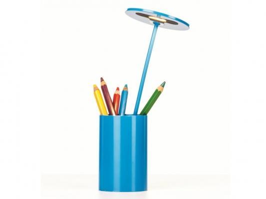 Lampada e porta penne, da Formagenda