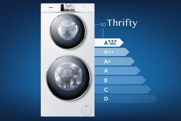 Caratteristiche della lavatrice Duo di Haier