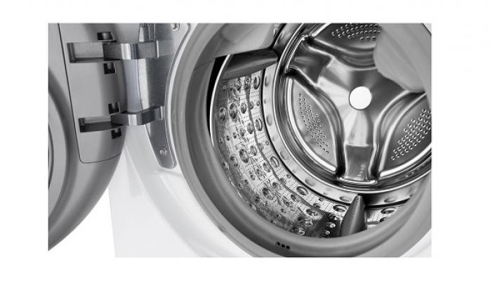 Cestello della lavatrice TwinWash di Lg