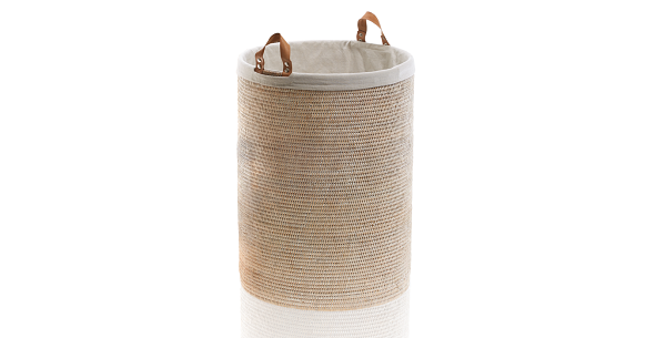 Cesto portabiancheria Basket di Decor Walther