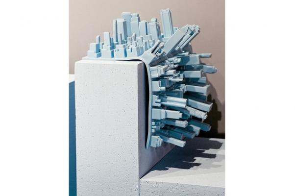 Portaoggetti per scrivania Inception di Seletti