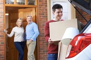 Casa in comodato, genitori e figli