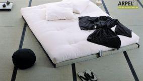 Futon e tatami dormire alla giapponese
