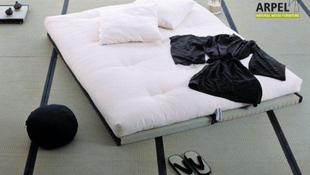 Dormire alla giapponese con il futon e il tatami