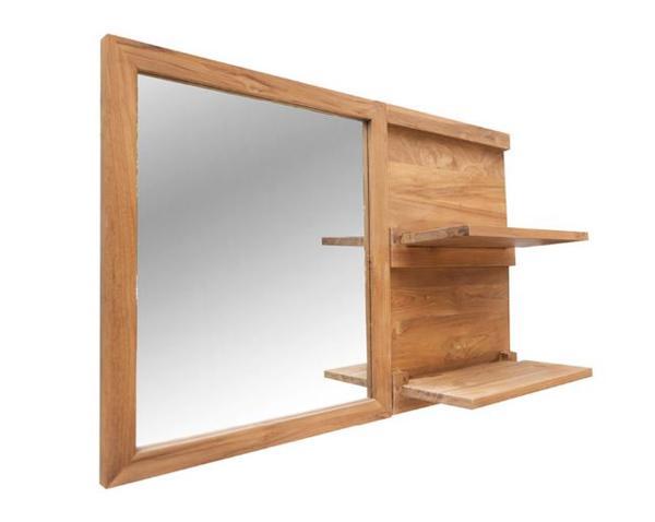 Specchio con mensola bagno, by Cipì