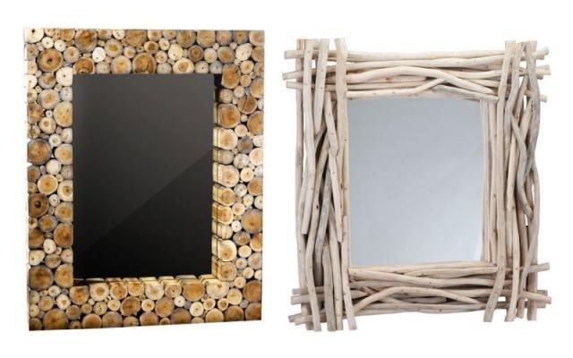 Cornice specchio bagno, by Cipì