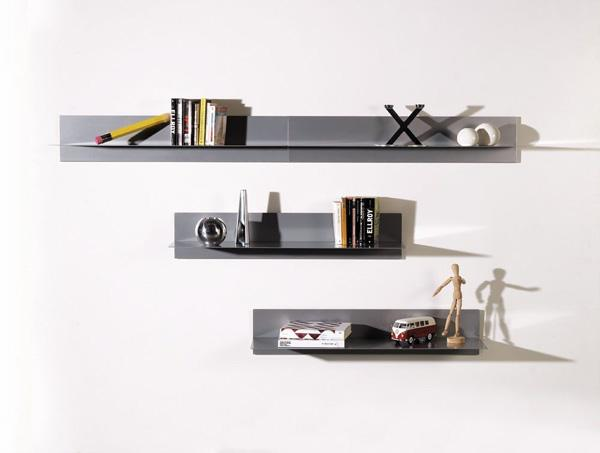 Mensole grigie di Smart Arredo Design
