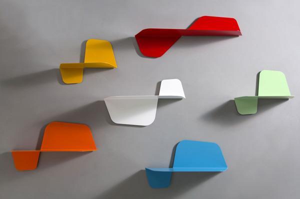 Mensole per soggiorno moderno, by INFABBRICA