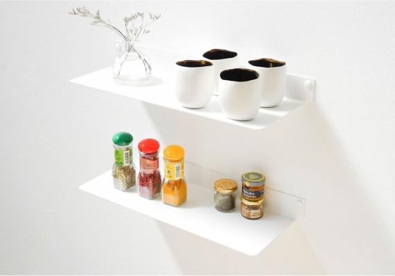 Mensole cucina moderna, by TEEbooks