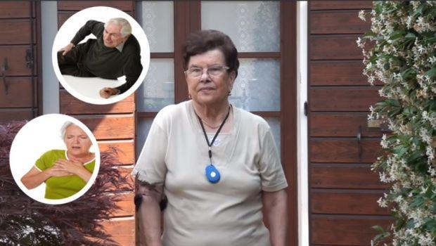 Sistemi salvavita e di telesoccorso per anziani