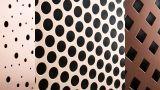 Lamiere forate, stirate e bugnate per l'architettura contemporanea