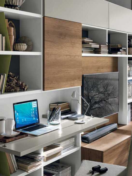 Librerie modulari di design for Arredamenti bertoli