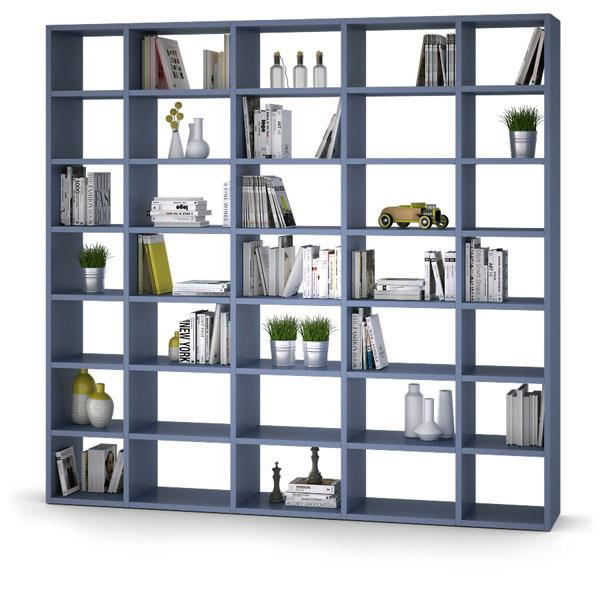 Cubi libreria a giorno di HomePlaneur