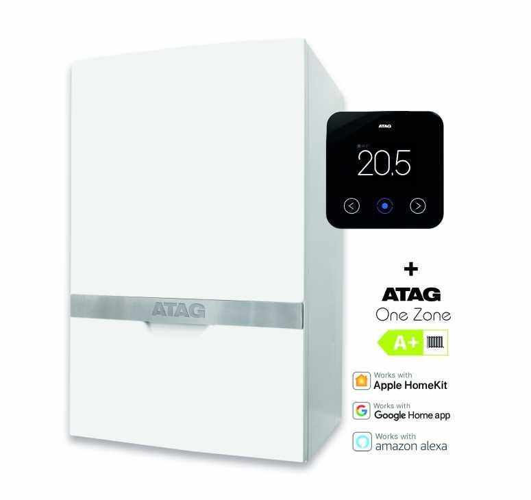 ATAG iZone + ATAG One Zone