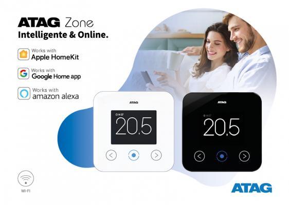 Cronotermostato Wi-Fi One Zone