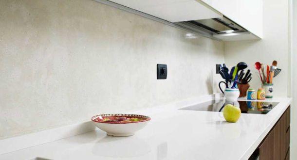 Rivestimenti cucina alternativi alla ceramica