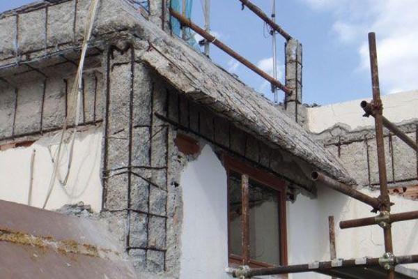 Danno strutturale in seguito a carbonatazione