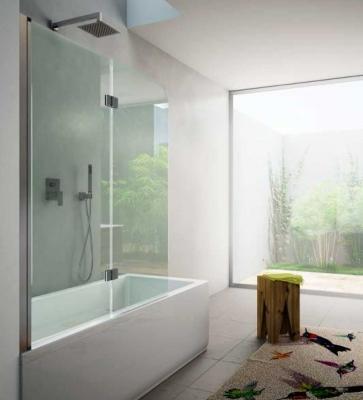 Montare box doccia su vasca