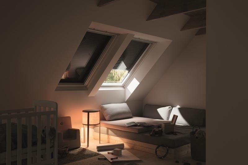 Tapparelle solari con controllo Velux Active