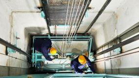 Manutenzione dell'ascensore
