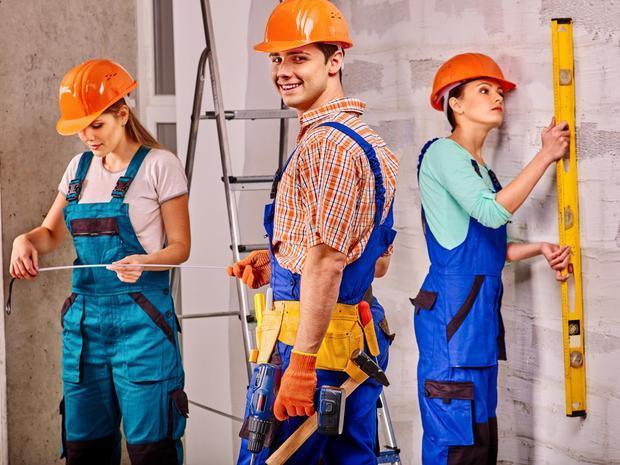Sicurezza nei cantieri durante i lavori edili