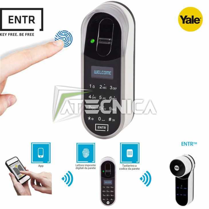 Serratura biometrica