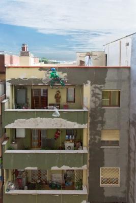 Ripristino facciata Roma di Edilizia Alternativa