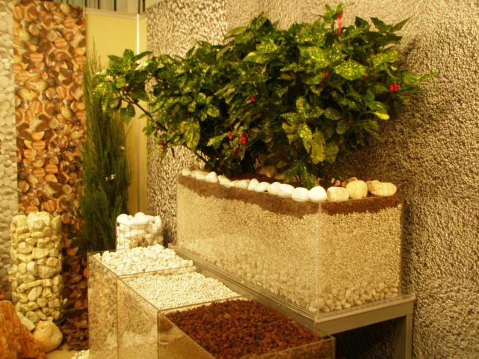 Sassi da giardino di Pietre Decorative