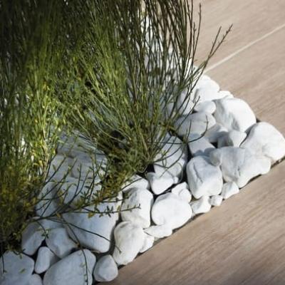 Sassi da giardino decorare l 39 esterno con ciottoli e graniglia for Ciottoli bianchi